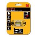 Акумулаторен челник KODAK Active 80 USB мощност от 80 лумена, 4