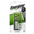 Зарядно устройство Energizer MINI EU с 2 броя батерии АА 2000mAh